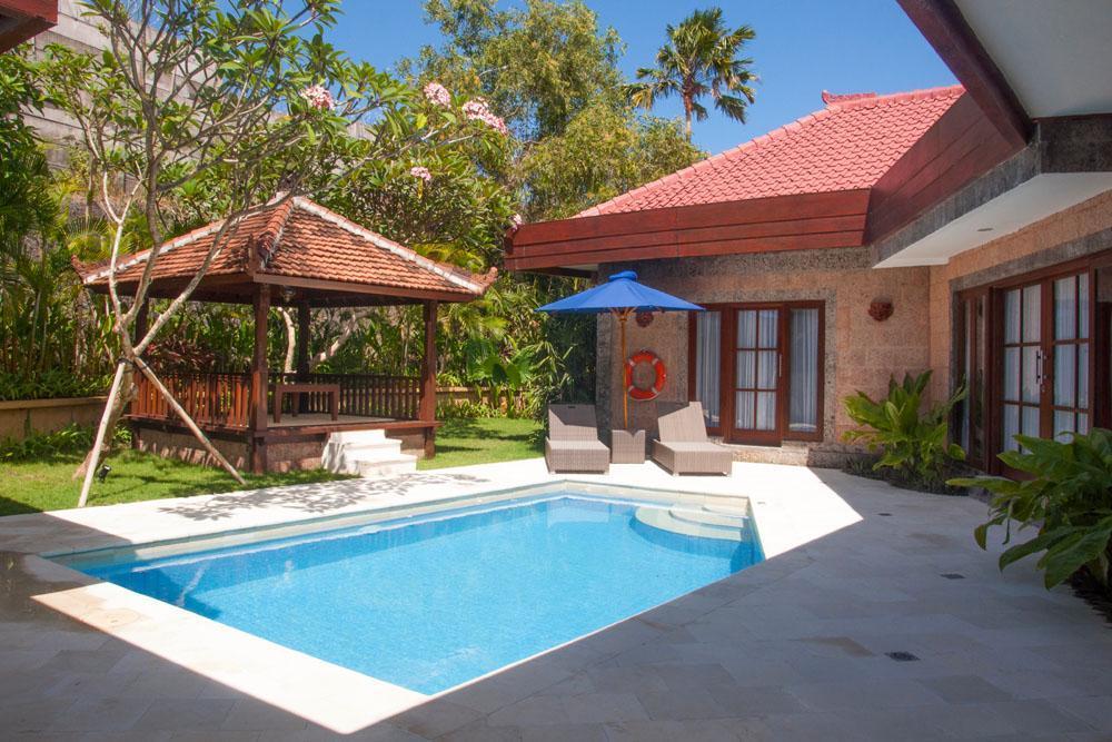 4BR Bali Paradise Villa Closes GWK