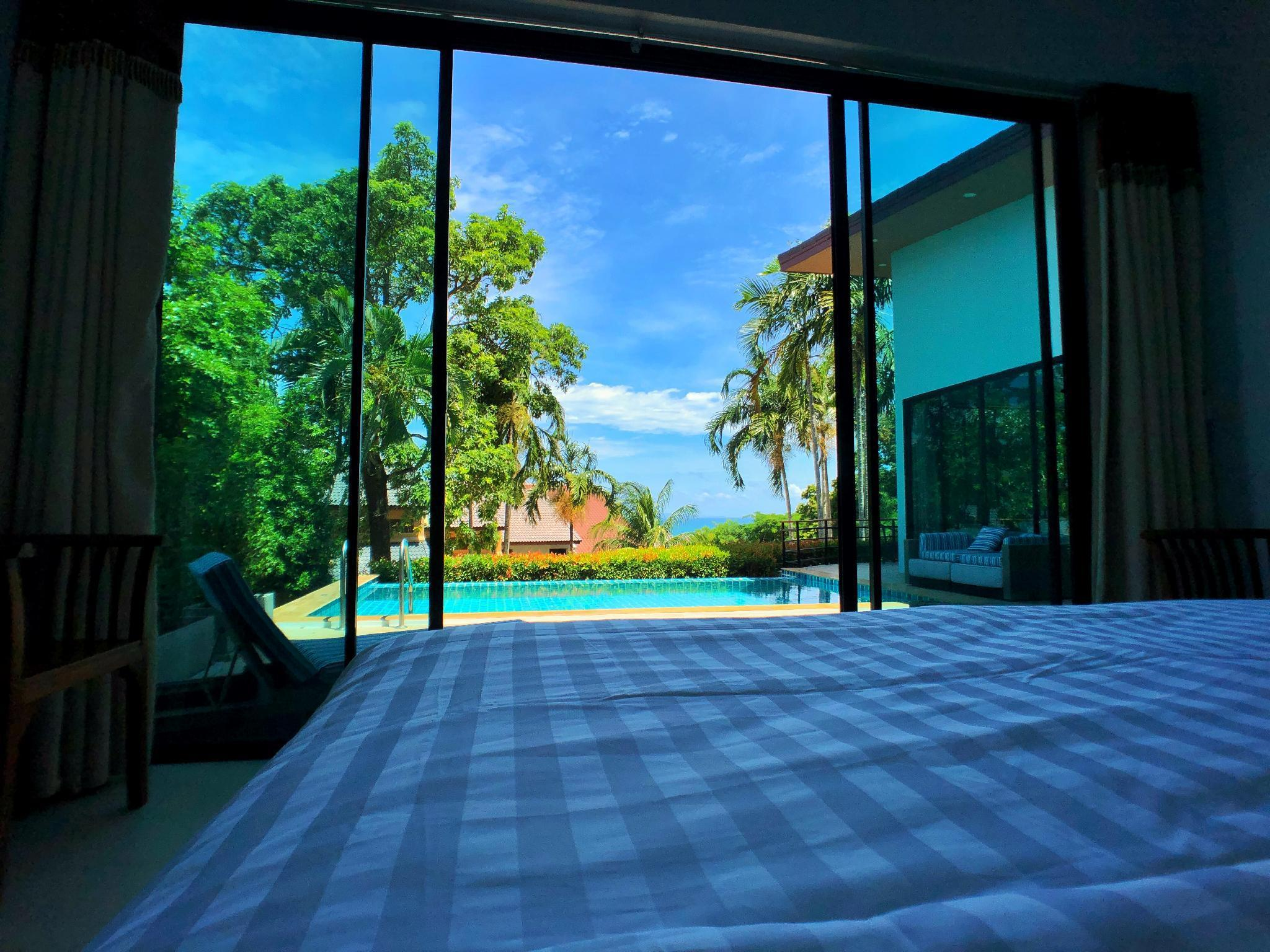Sea view Villa nearby the Secret beach 300m วิลลา 2 ห้องนอน 3 ห้องน้ำส่วนตัว ขนาด 160 ตร.ม. – ในหาน