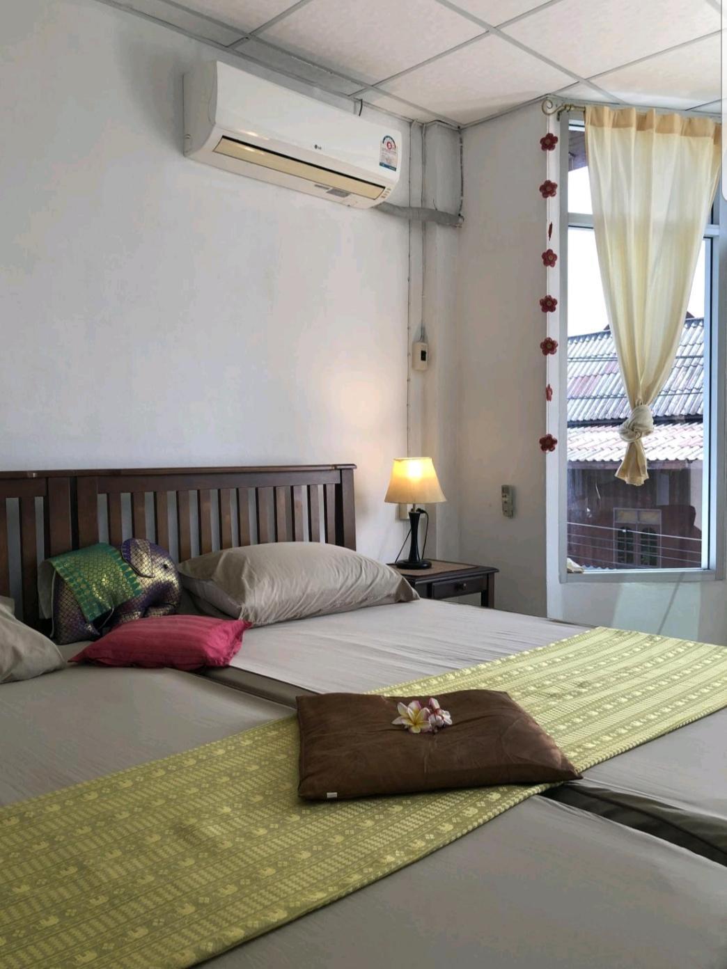 Cozy apartment with roof teracce and pool อพาร์ตเมนต์ 1 ห้องนอน 1 ห้องน้ำส่วนตัว ขนาด 48 ตร.ม. – หาดคลองพร้าว