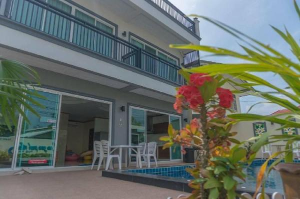 Pool Villa For 12 Persons | 100m to the beach Hua Hin