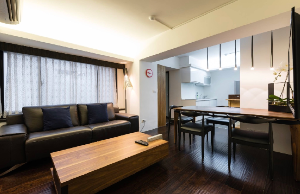 101 XinYi Deluxe AB 4Rm 4-12P Condo (Monthly) Taipei