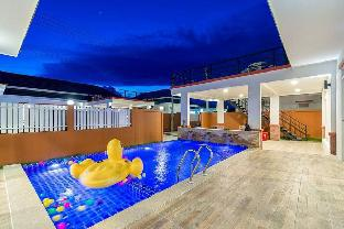 [ヒンレックファイ]ヴィラ(150m2)| 3ベッドルーム/3バスルーム Banchidhuahin Poolvilla