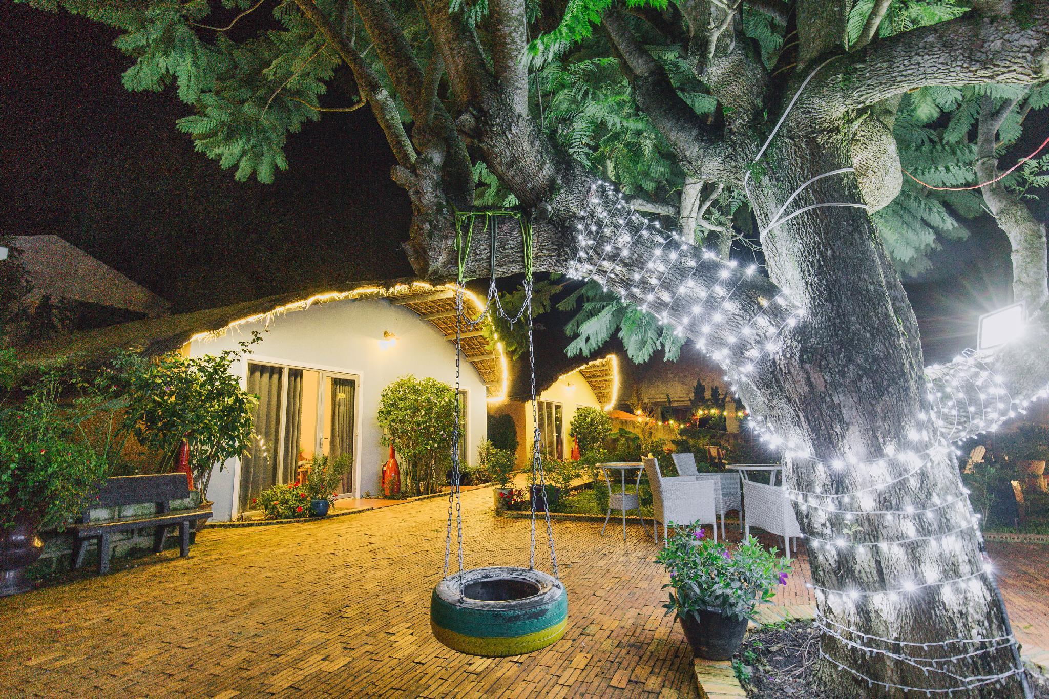 Cocoon Bungalow   Triple Rooom With Garden View 4