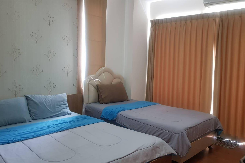 Rayong House Resort Fairy room River View บ้านเดี่ยว 1 ห้องนอน 1 ห้องน้ำส่วนตัว ขนาด 40 ตร.ม. – ตัวเมืองระยอง