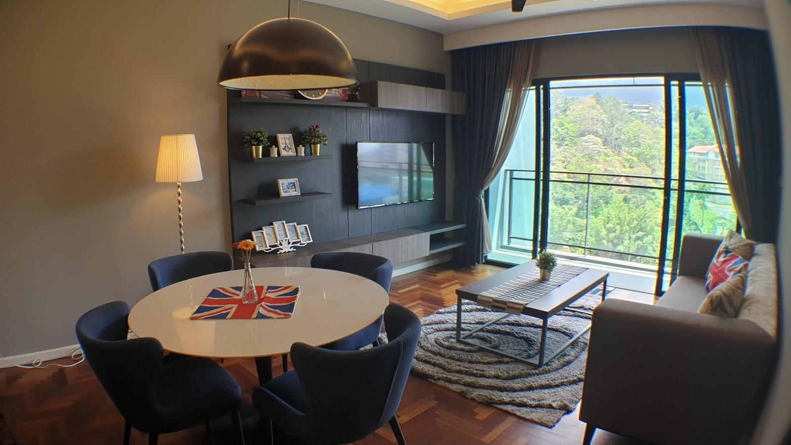 NEW 2 BR Genting 8 10 Pax Family Suite @ VISTA