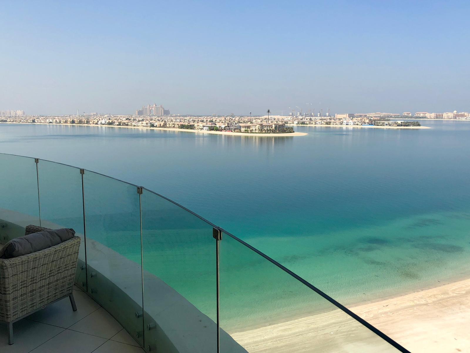 DUBAI PALM ROYAL BAY SEA VIEW