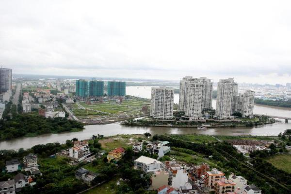 Stunning Apt. in District 2, Closely to District 1 Ho Chi Minh City