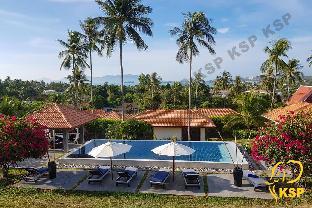 Villa Bora Bora - 5 ch/5 Sde Vue Mer วิลลา 5 ห้องนอน 5 ห้องน้ำส่วนตัว ขนาด 205 ตร.ม. – หาดบ่อผุด